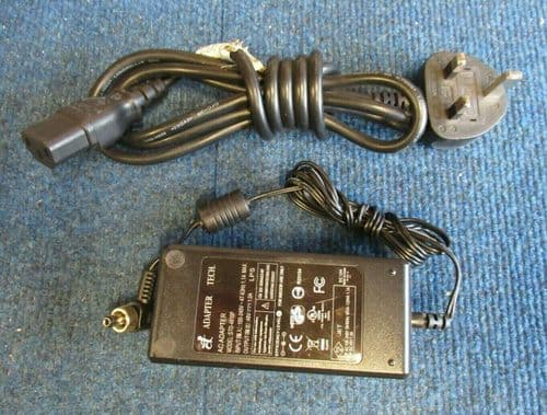 Adapter Tech STD-4810P AC Power Adapter Charger 48V 1.0A 48W